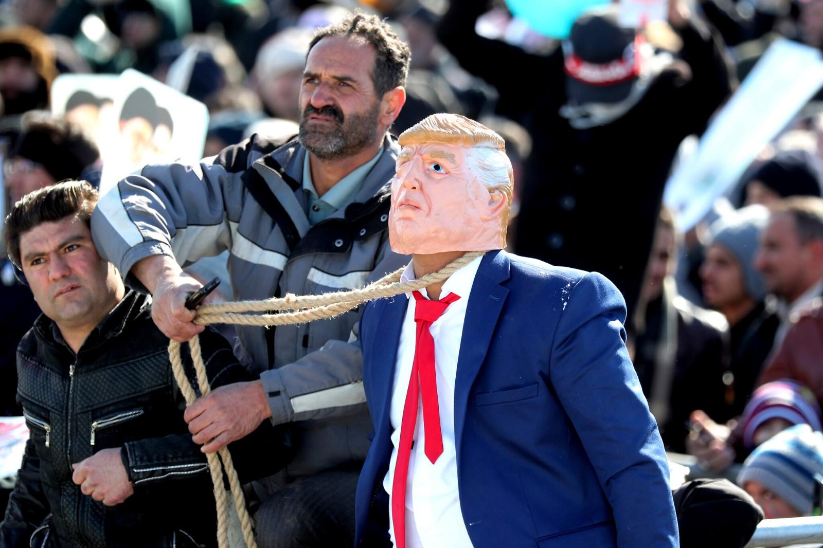 特朗普逮捕令事件